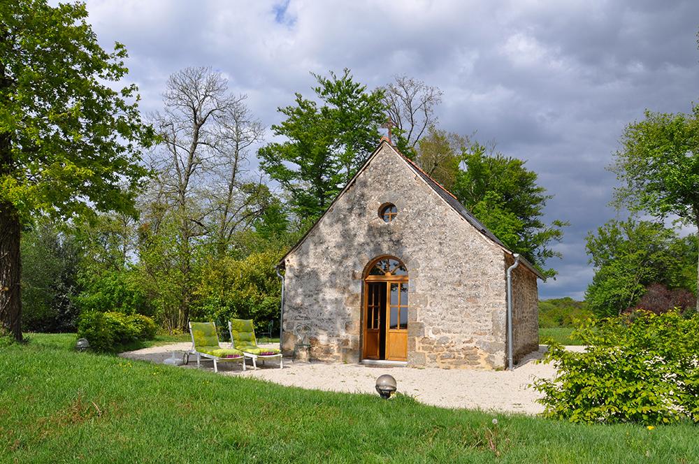 Gite de la Motte aux Rochers - ph. coll. privée